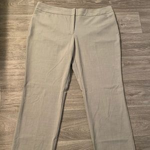 Grey Worthington dress pants